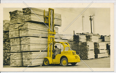 Hyster Co, 420 Lexington Ave., NY (forklift)