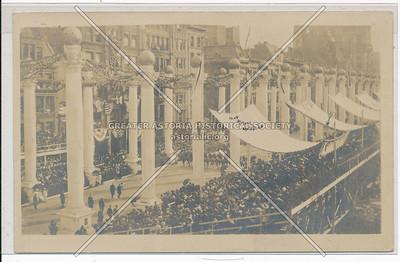 Hudson Fulton Parade, 42 St & 5 Av, NYC 1909
