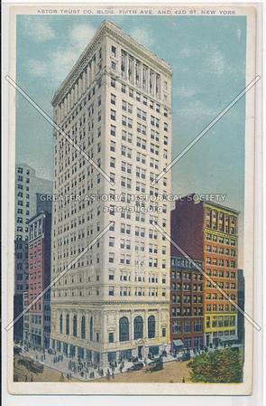 Astor Trurst, 5th & 42nd St, NYC