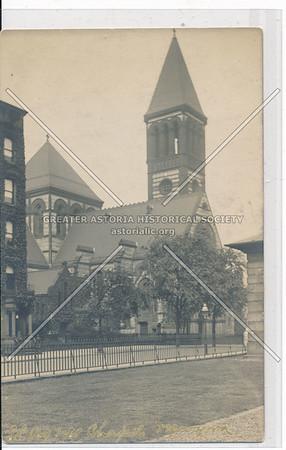 St Agnes Chapel, 145 W 43 St, NYC