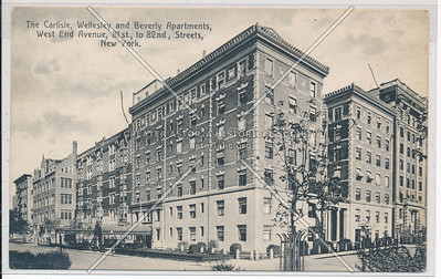 The Beverly, 83 St & West End Ave, NYC