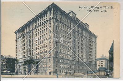 Apthorp Apt, Bway & 79 St, NYC