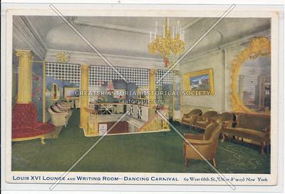 Dancing Carnival Writing Room, 69 W 66 St, NYC