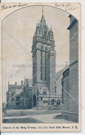 Church of the Holy Trinity, 312 E 88 St, NYC