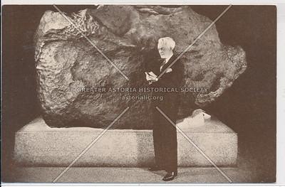 Ahnighito Meteorite, Hayden Planetarium NYC