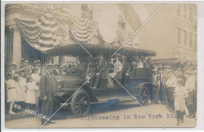 Sightseeing in NY (1911)