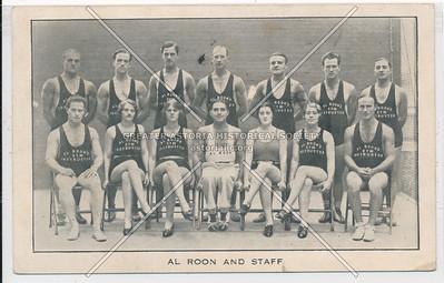 Al Roons Health Club, 435 Lex/235 W 73, NYC