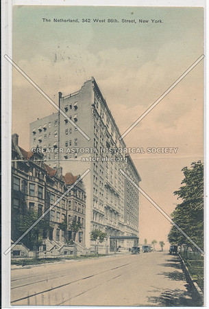 The Netherland, 342 W 86 St, NYC