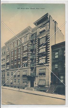 317 W 83 St, NYC