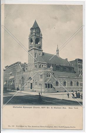 Methodist Episcopal Church, NYC
