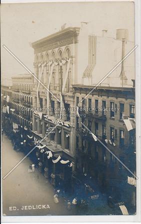 Bohemian National Hall, E 73 St, NYC