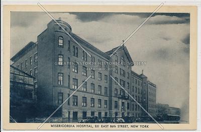Misericordia Hospital, 531 E 86th St, NYC