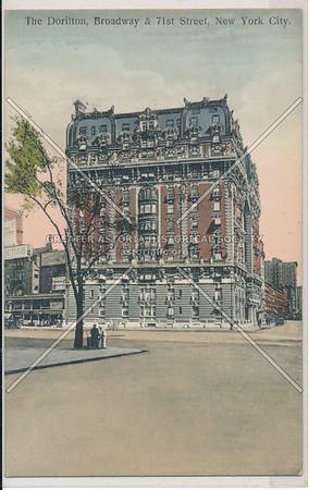 Dorilton, B'way & 71 St, NYC
