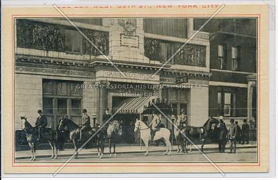 Gainsborough Restaurant & Café, 222 W 59 St, NYC