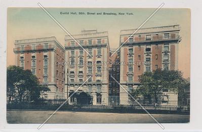 Euclid Hall, 86 St & B'way, NYC