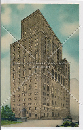 NY Atheletic Club, 180 Central Pk S, NYC