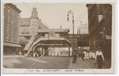 3rd Ave El NYC