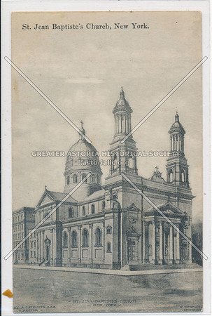 St. Jean Baptiste's Church, NYC