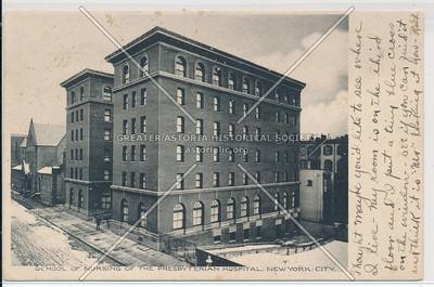 School of Nursing, Presbyterian Hospital, NYC