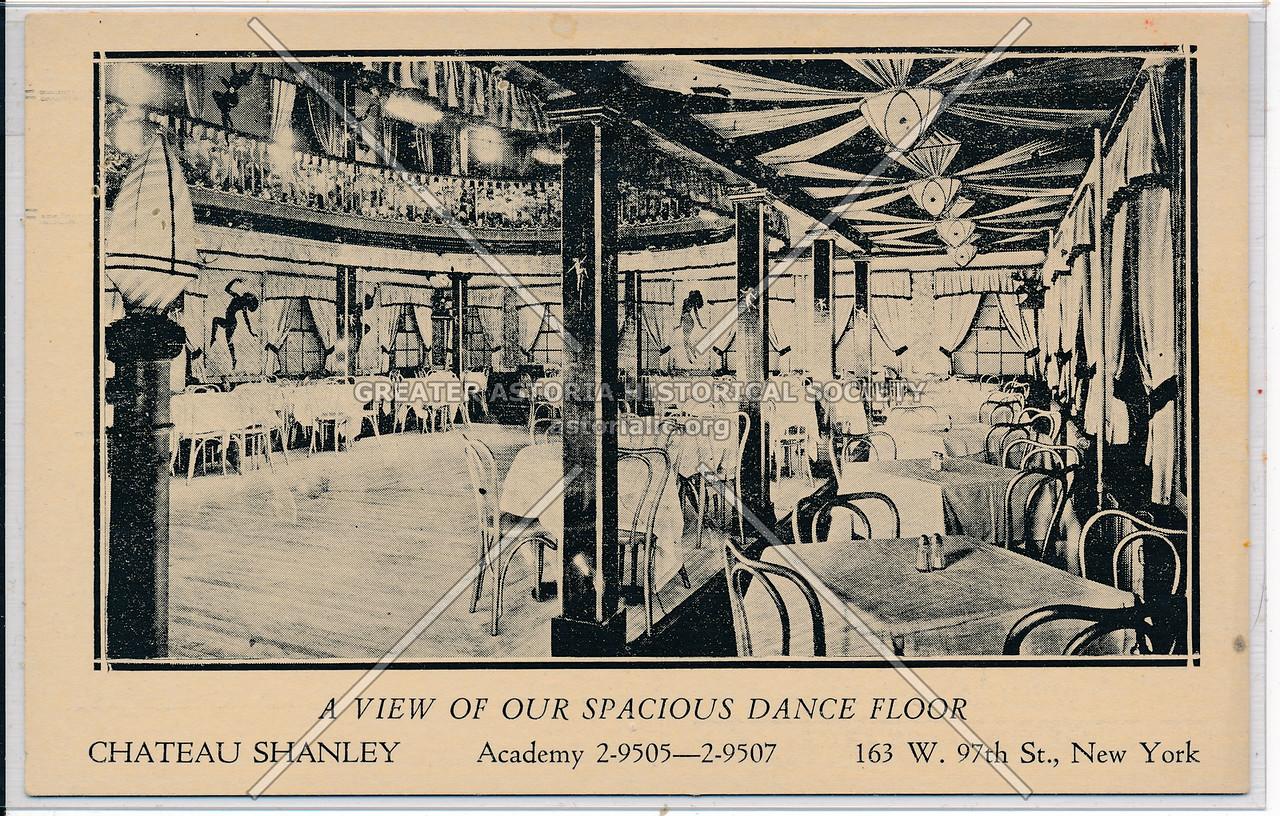 Chateau Shanley. 163 W 97 St, NYC