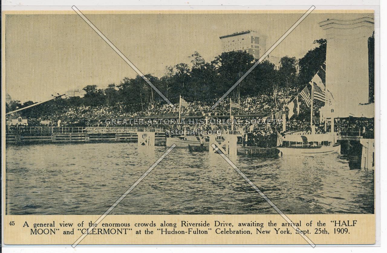 Hudson Fulton Celebration (1909) - Historical Parade 09/28/09