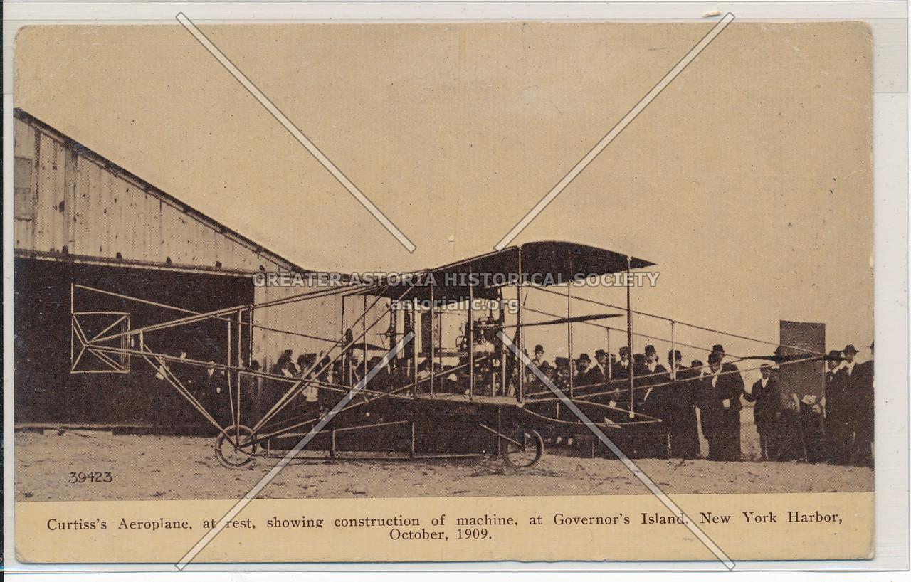 Hudson Fulton Celebration (1909) - Air Show 09/30/09 (Glen Curtiss)