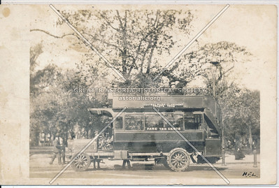 Tour Bus Central Park to Grants Tomb, NYC