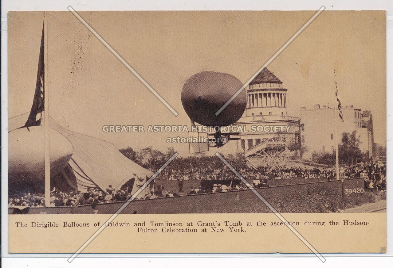Hudson Fulton Celebration (1909) - Air Show 09/30/09