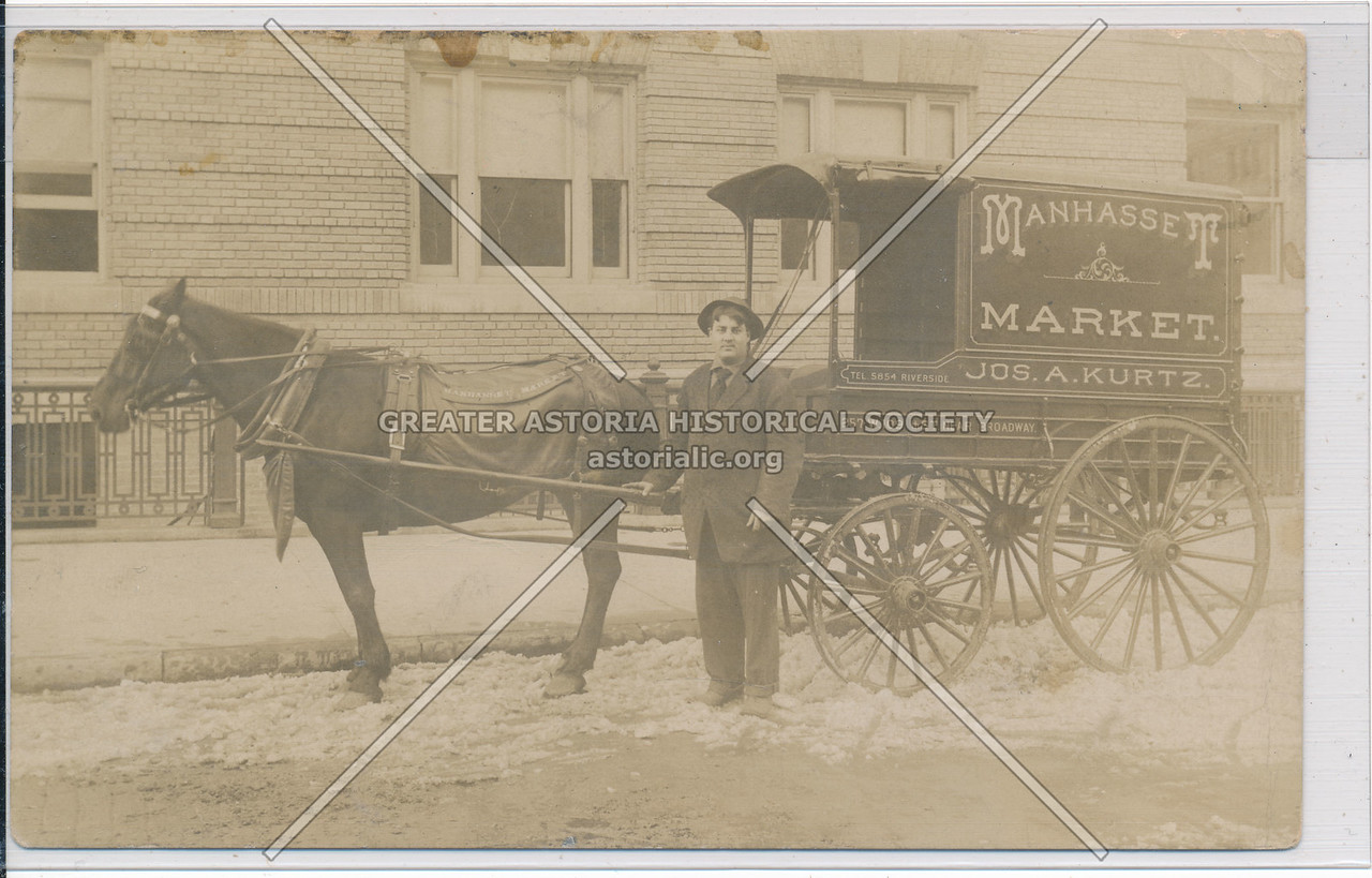 Store Wagon, 257 W 109 St, NYC