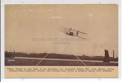 Hudson Fulton Celebration (1909) - Air Show 09/30/09 (Wilbur Wright)