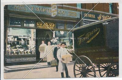 Market, Columbus Ave & 86 St, Nyc