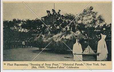 Hudson Fulton Celebration (1909) - Miltary Parade 09/30/09
