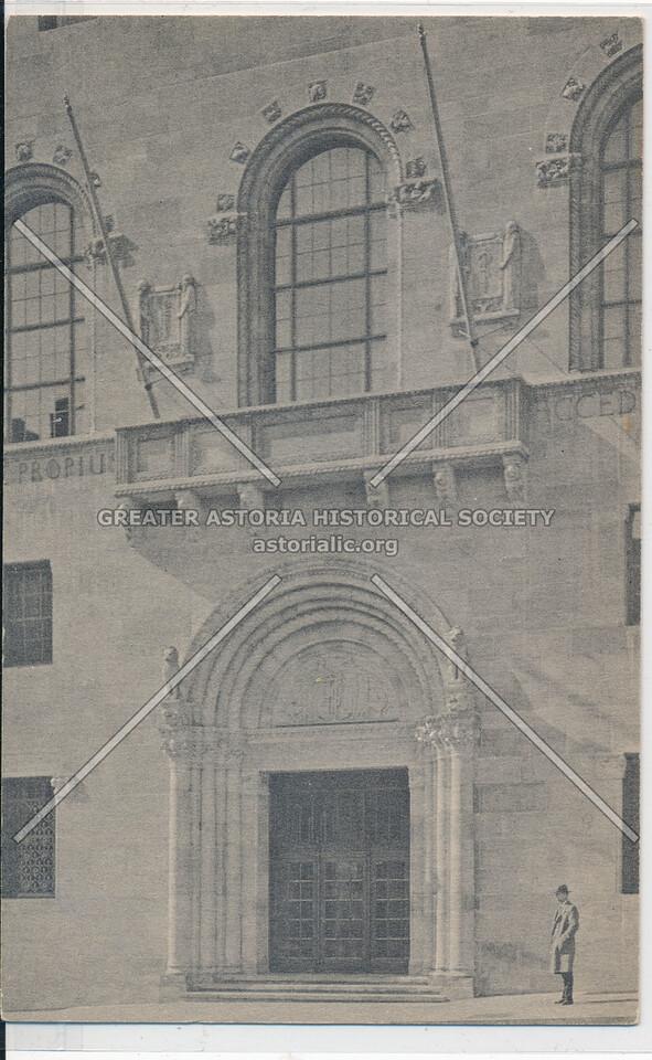 NY Academy of Medicine, NYC