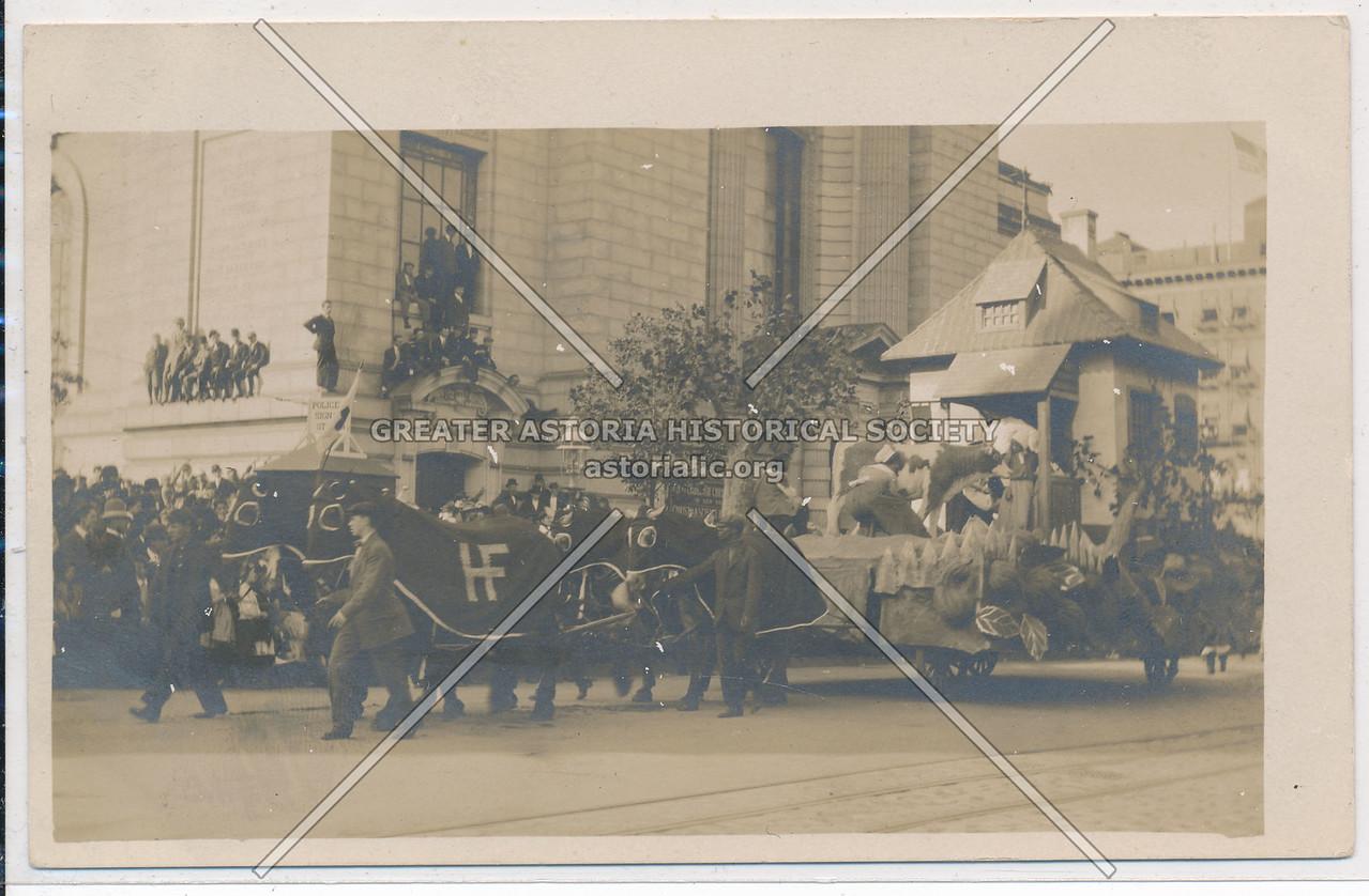 Hudson Fulton Celebration (1909) - Parade