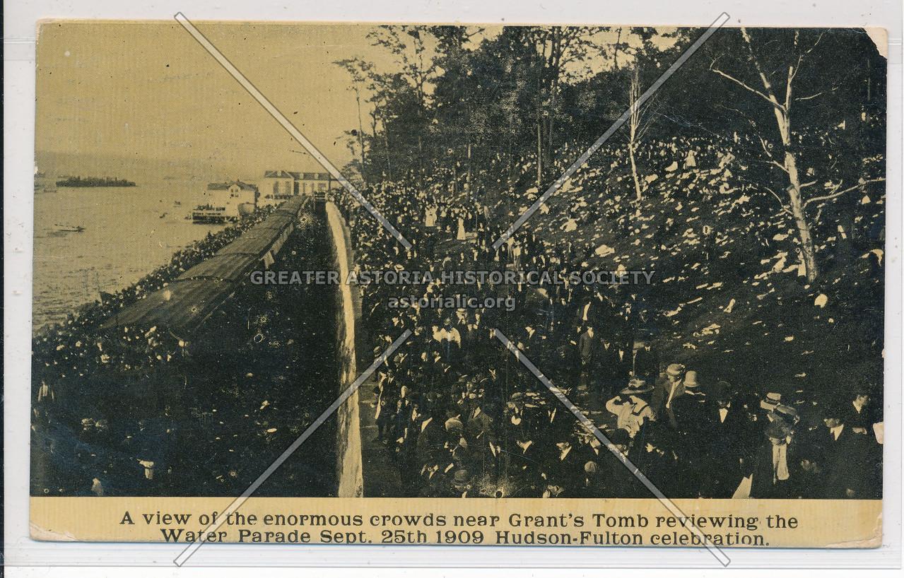 Hudson Fulton Celebration (1909) - Water Parade  09/25/09