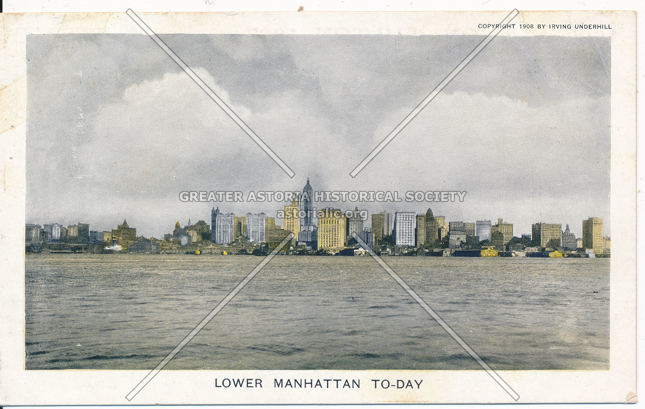 Lower Manhattan (1909)