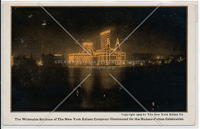 Hudson Fulton Celebration (1909) - Edison Power Plants