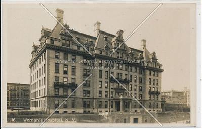 Women's Hospital, 110 St, NYC