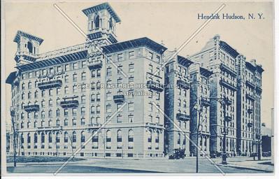 The Hendrick Hudson 110 St & Riverside Dr, NYC