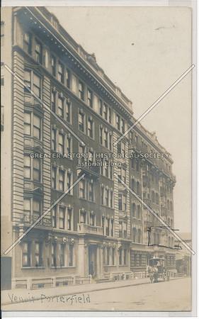 Veniot Porterfield, U W Side, NYC