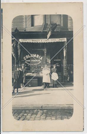 Columbia Bakery, 1210 ?, Morningside Heights, NYC