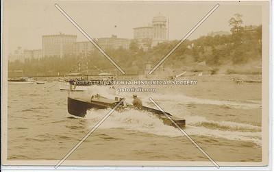 Hudson Fulton Celebration (1909) - Naval Parade  09/25/09