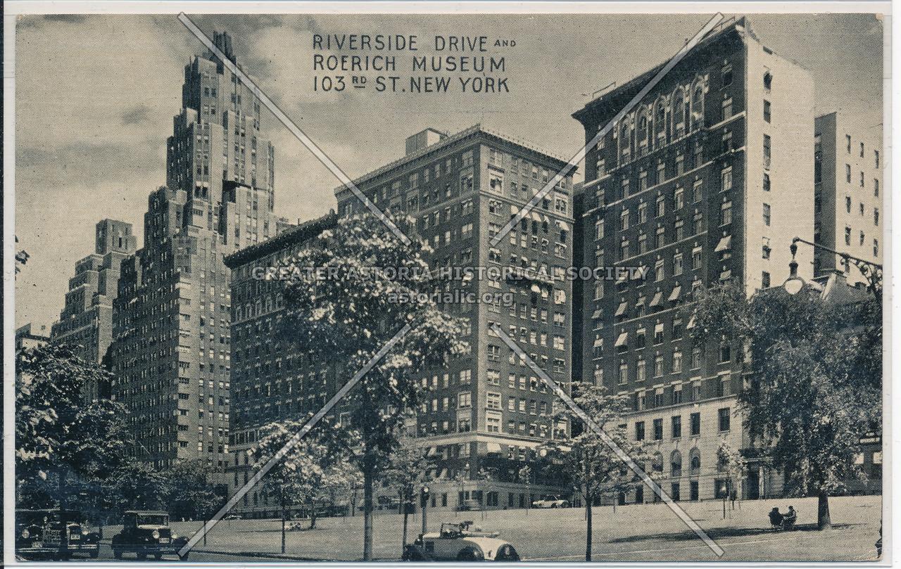 Roerich Museum, 103 St & Riverside, NYC