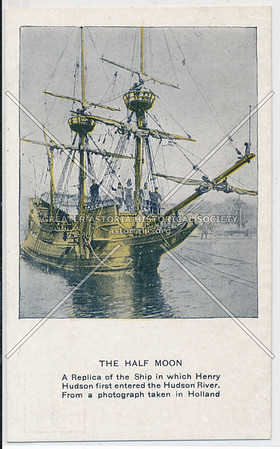 Hudson Fulton Celebration (1909) - Half Moon Replica