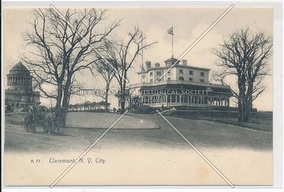 Claremont Inn; Grant's Tomb