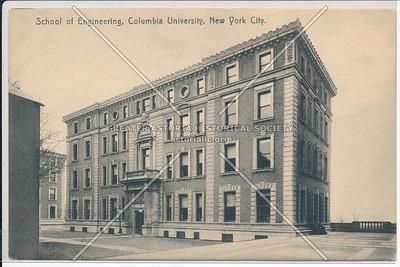 School of Engineering, Columbia U, NYC