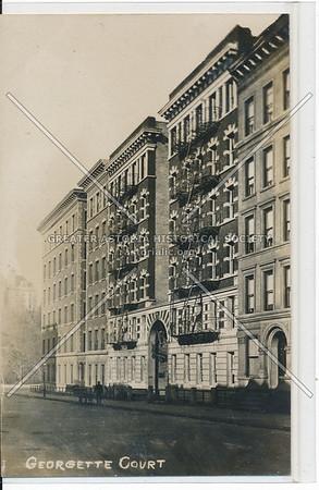 Georgette Court, #15 W 113 st, NYC (1913)