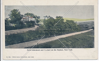 Claremont Inn, Riverside Drive viaduct