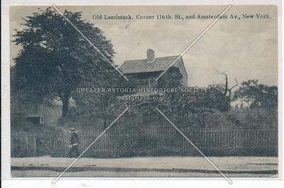 Landmark, 116 St & Amsterdam Ave, NYC
