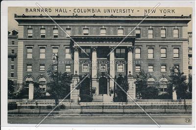 Barnard Hall, Columbia U, NYC